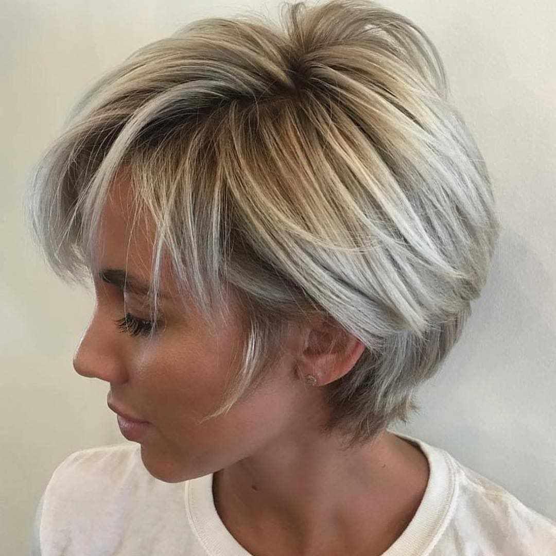 70 Best Short Pixie Cut Hairstyles 2019 – Cute Pixie Haircuts for Women #shorthairstylesforwomen