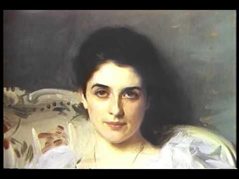 ▶ John Howard Sanden - Portrait Videos - Painting the Head in One Sitting I - YouTube