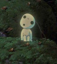 Mononoke もののけ姫 ロゴ 壁紙 もののけ