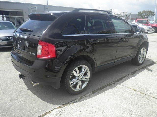2014 Ford Edge Ltd 37389 Miles Kodiac Brown Metallic Charcoal