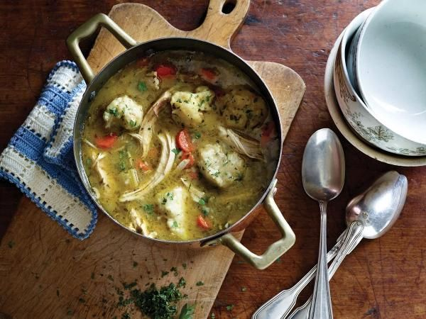 Chicken stew with fluffy dumplings fromsouthern soups stews food chicken stew forumfinder Image collections