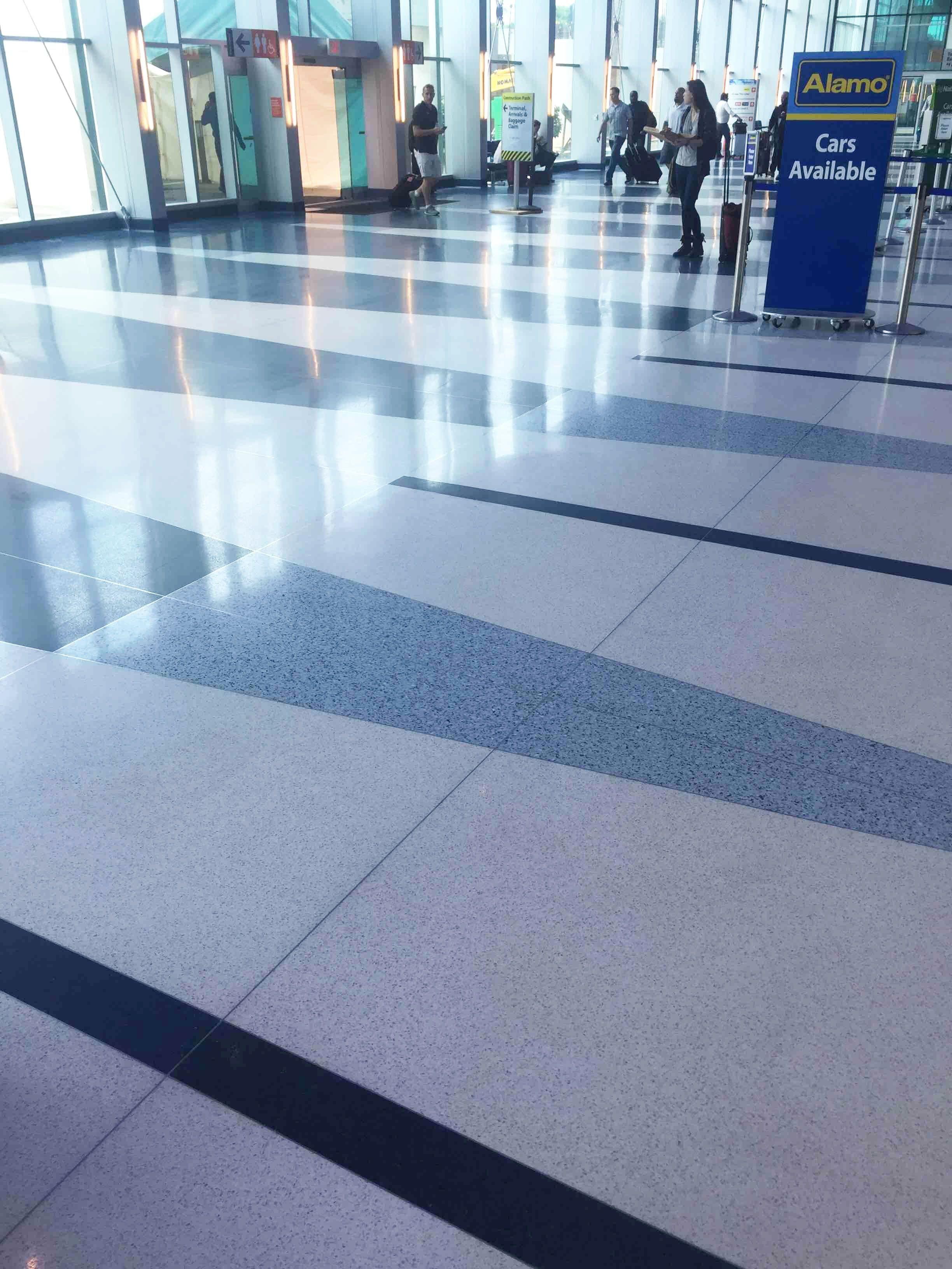 Airports - Terrazzo Projects | Terrazzo
