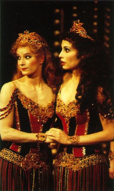 Dunja Siehl And Anna Maria Kaufman Phantom Of The Opera