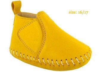 Les Bomok Baby Shoes
