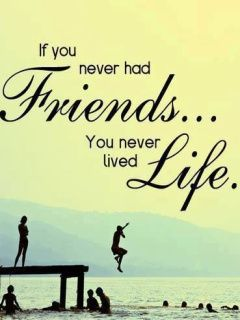 Download Free Friends Life Mobile Wallpaper Contributed By Cuterey
