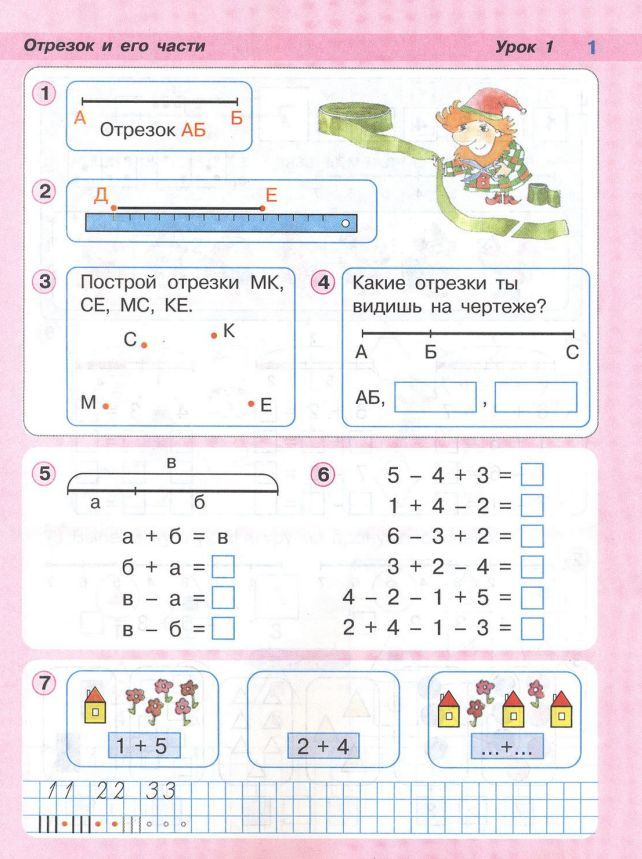 Контрольные работы по математике для класса четверть петерсон  Контрольные работы по математике для 3 класса 2 четверть петерсон с ответами