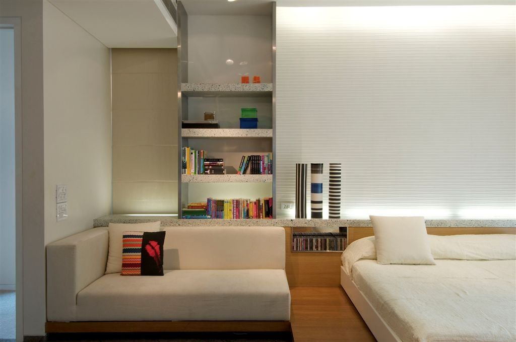 Hyderabad House by Rajiv Saini and Associates #bedroom ...