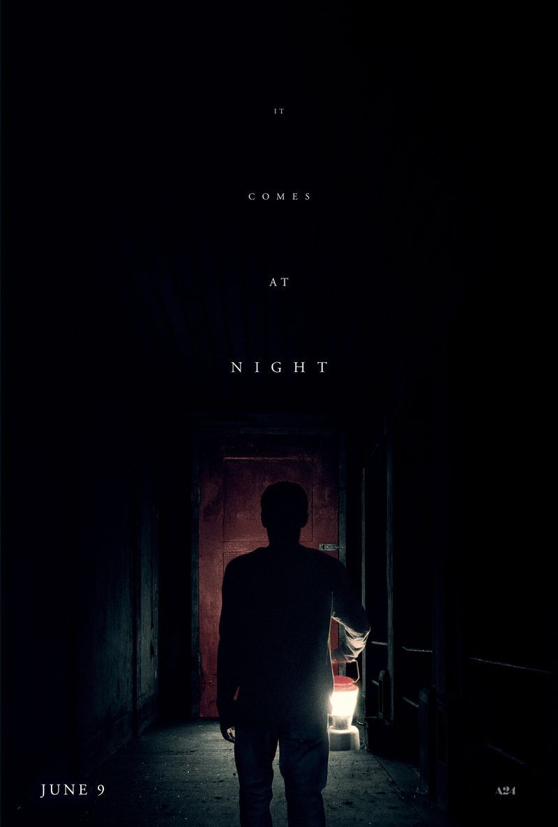 The Terrifying It Comes At Night Trailer Opens The Red Door Joel