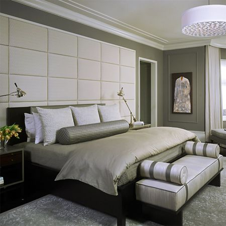 HomeDzine Create A Boutique Hotel Style Bedroom Bedrooms New Contemporary Bedroom Colors Style