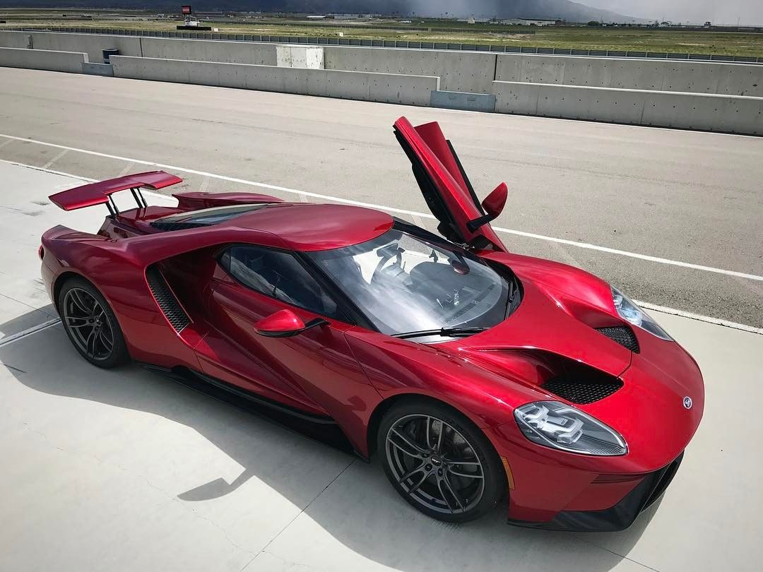Ford Gt Liquid Red Car Ford Auto Ford Ford Gt