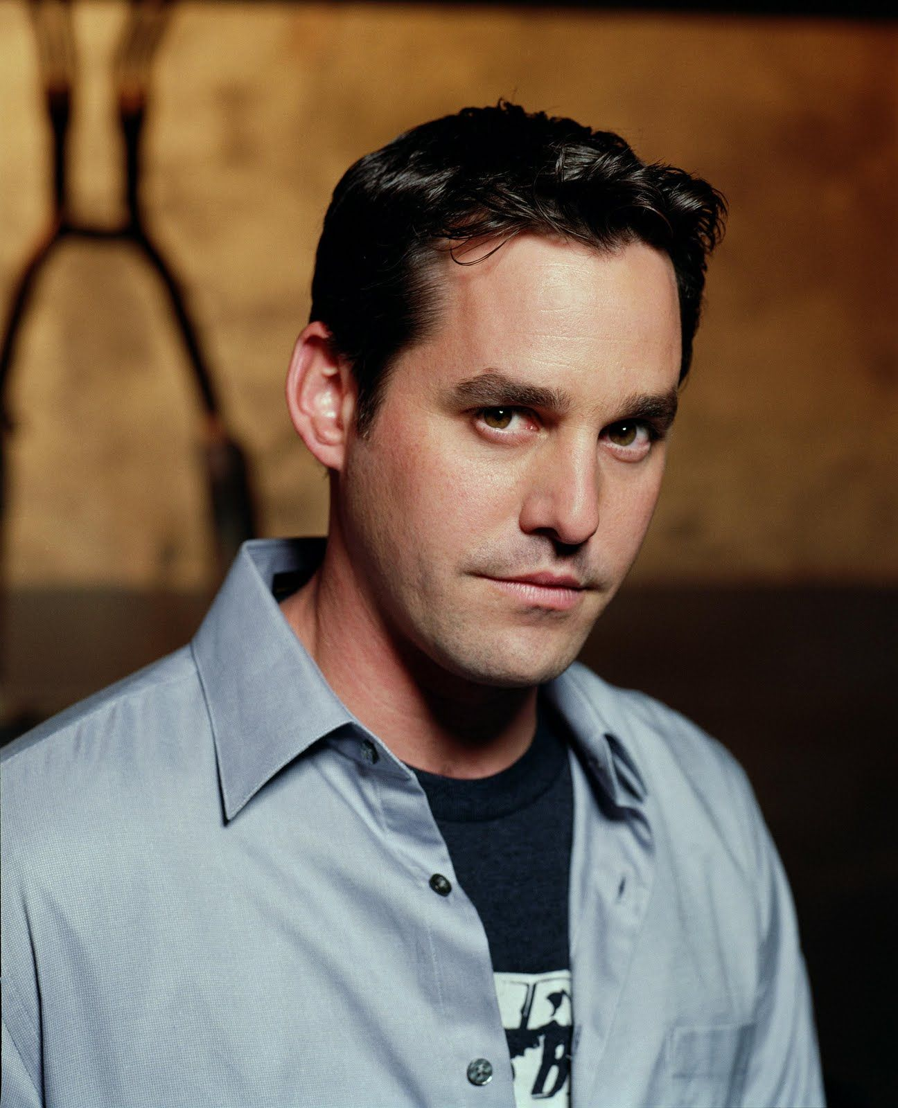 April 12: Nicholas Brendon. Xander on 'Buffy the Vampire Slayer'. | Delightfully Dark Birthdays ...