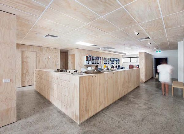 Modern Office Space Officearchitecture Clare Cousins