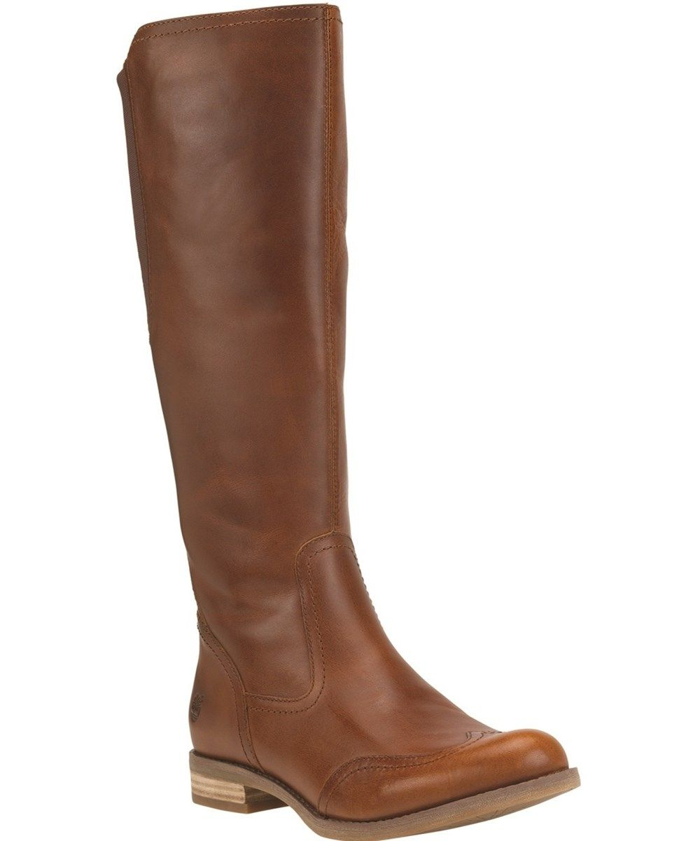 Online Store Womens Boots Timberland Savin Hill Tall boot with Gore Glazed Ginger