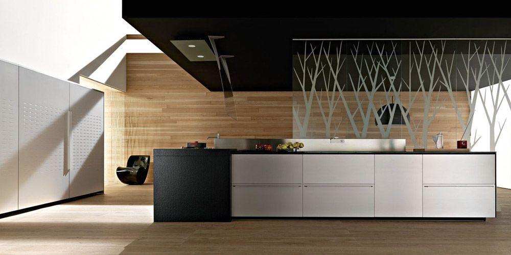 valcucine: sustainable kitchens | artematica multiline, gabriele, Kuchen