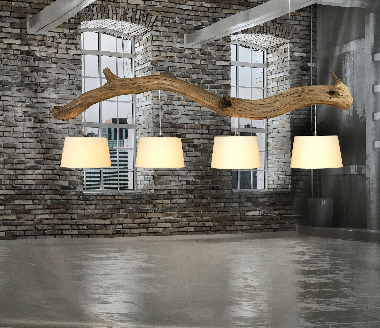 GBHNatureArt   Deckenlampe, Holzpendelleuchte, Innenbeleuchtung