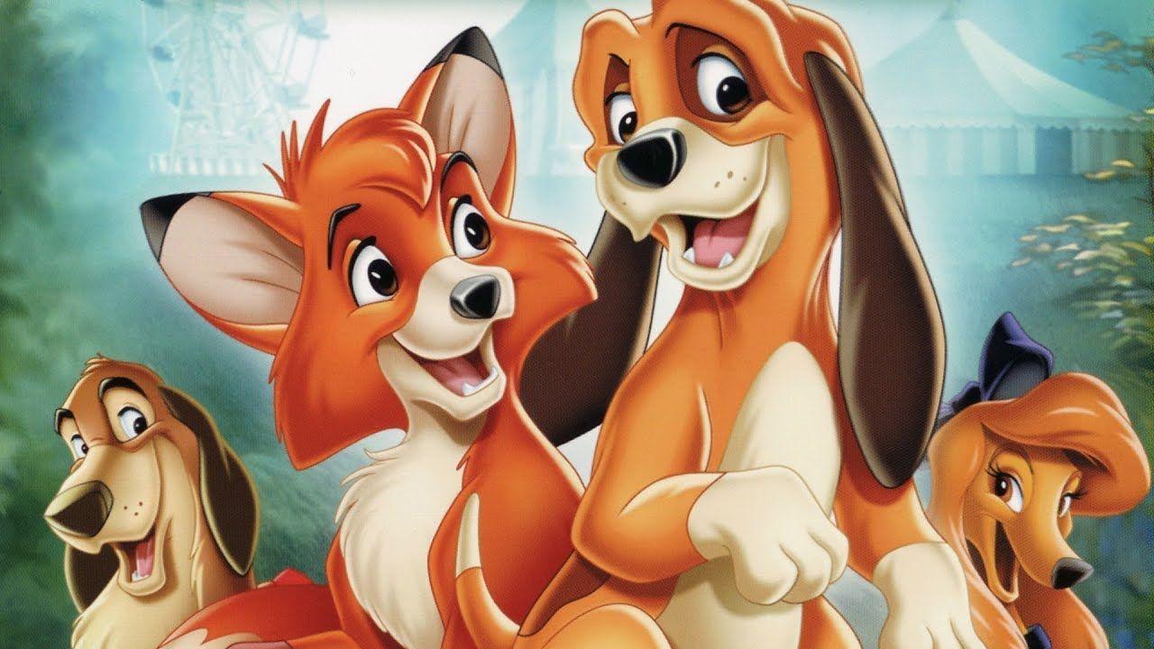 Regarder Rox Et Rouky Film Complet En Francais Meilleurs Moments Rox Et Rouky Film Complet En Francais Dessins Disney