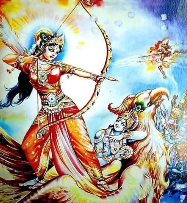 The Real Story Behind 16108 wives of Lord Krishna | Hindu