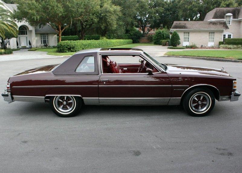 1979 Pontiac Bonneville Landau | MJC Classic Cars | Pristine Classic Cars For Sa…