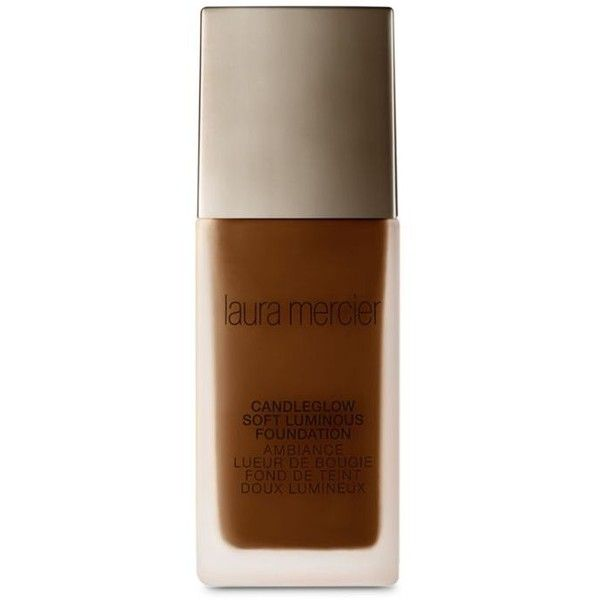 Laura Mercier Espresso Candleglow Soft Luminous Foundation ($48) ❤ liked on Polyvore featuring beauty products, makeup, face makeup, foundation, espresso, moisturizing foundation, laura mercier foundation, hydrating foundation and laura mercier