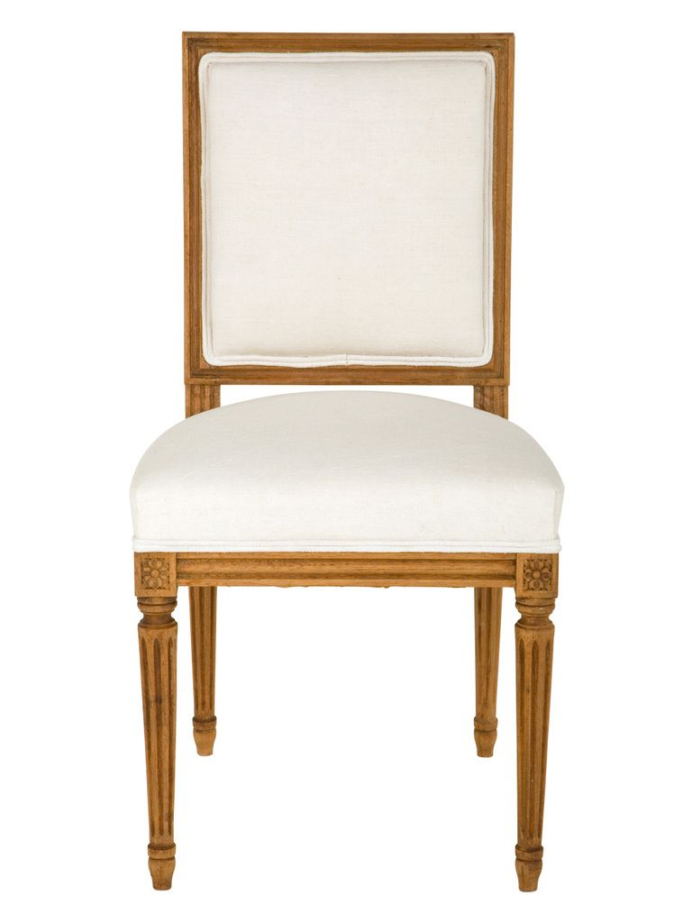 Antique Louis XVI Dining Chair