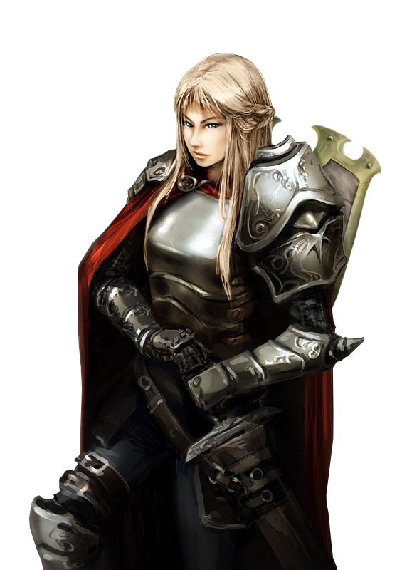 I Need Help With Finding A Female Human Crusader Token And