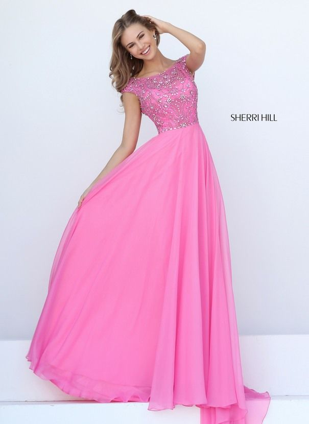 Normans Bridal offers the best selection of designer prom gowns in ...