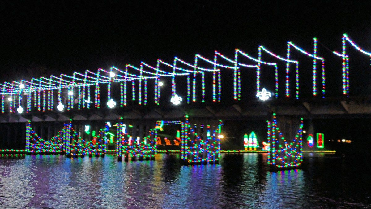 Natchitoches Christmas South's 92year Best Kept Secret
