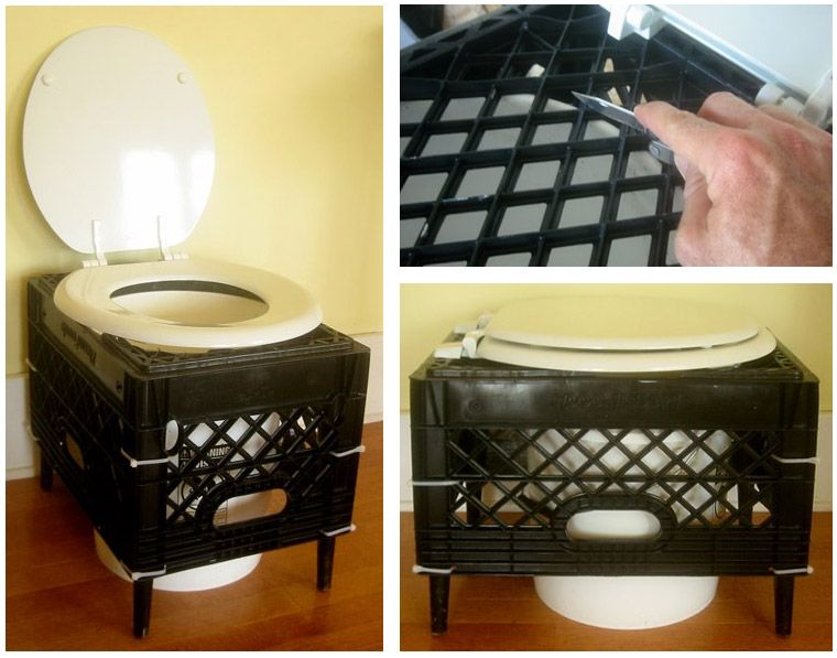 Chemisch Toilet Boot : Camping toilet porta potti thetford camper wc dixie chemisch