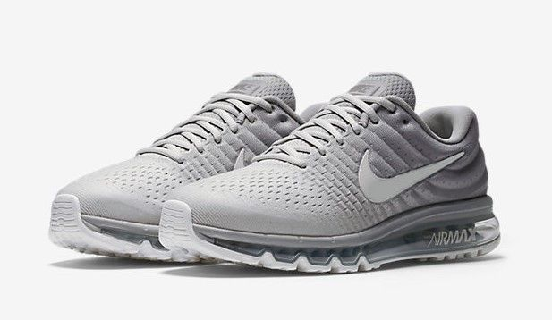 Updated Nike Air Max 2017 Sports Improved Look and Performance