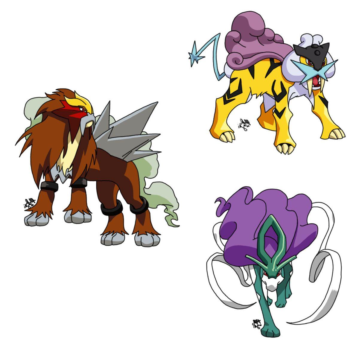 9 Mieux Coloriage Pokemon Legendaire Raikou Photograph Coloriage