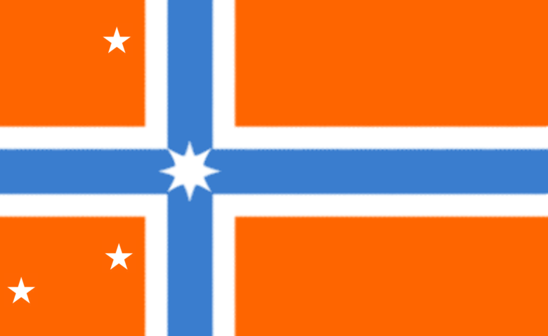 Flag Of Coronation Island Antarctica National Symbols Iceland Flag Flag