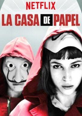 Casa De Papel Streaming Gratuit : papel, streaming, gratuit, Papel, Saison, Streaming, Complet, Series,, Movies,, Netflix, Original, Series