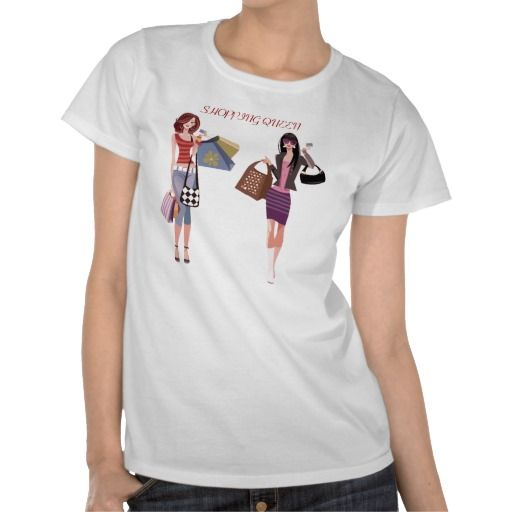 SHOPPING QUEEN COLLECTION SHIRT