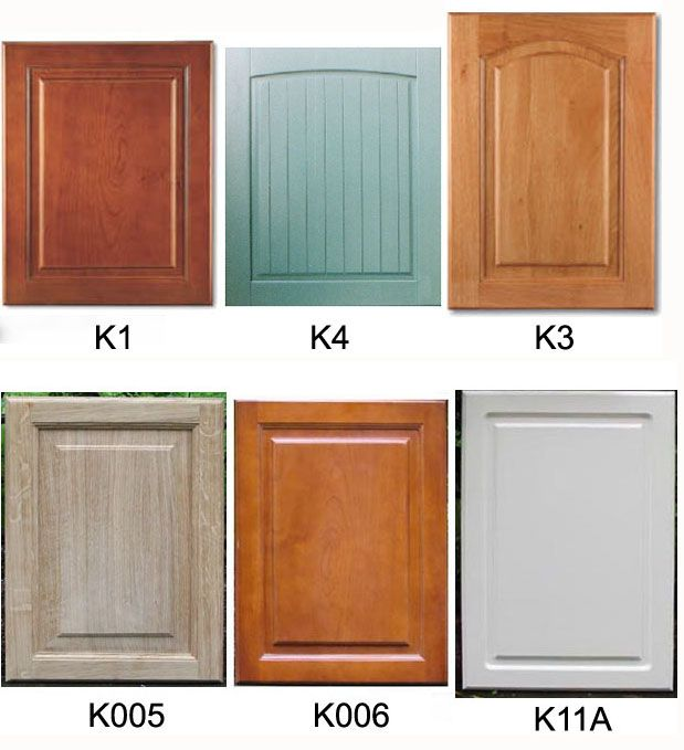 Colorful Kitchen Cupboard Doors For Modern And Traditional ...