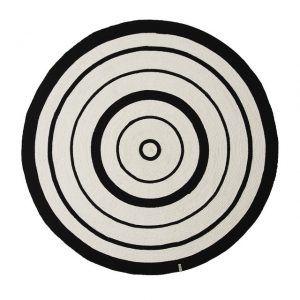 "Oyoy ""Circle Rug"", Teppich, rund Runde teppiche, Teppich"