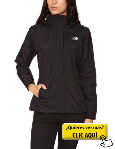 the north face mujer chaquetas