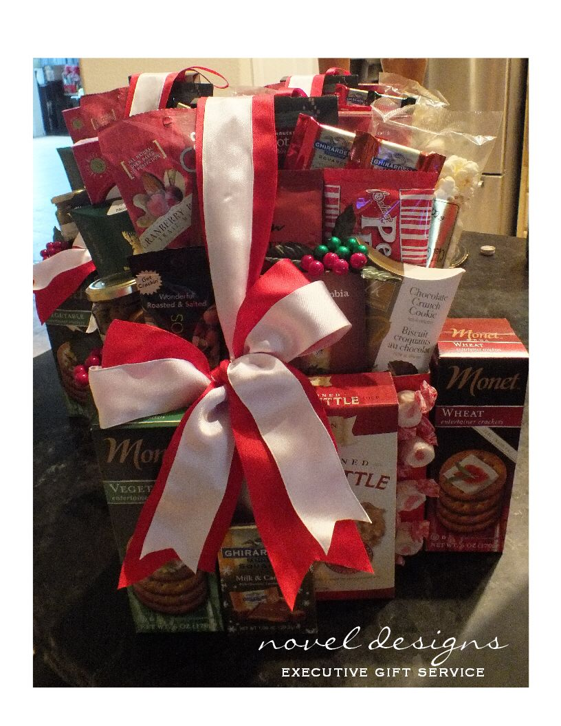 Christmas & Holiday Gift Baskets Delivered Las Vegas ...