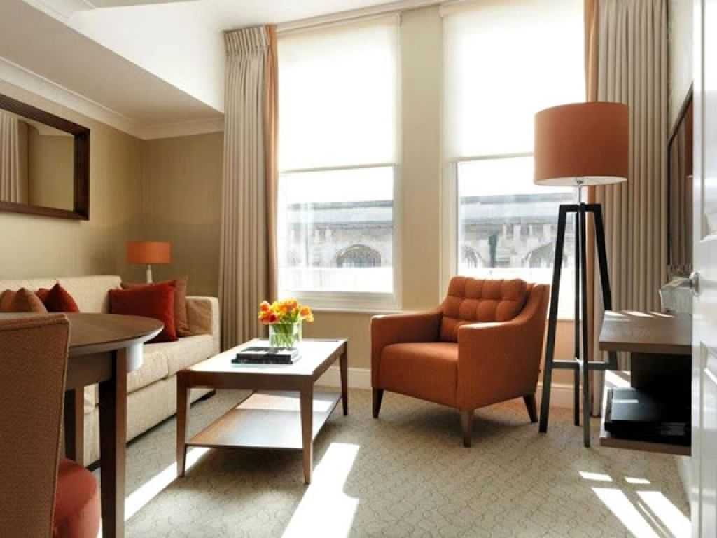 Interior Design For Small 1 Bedroom Apartment Small Apartment