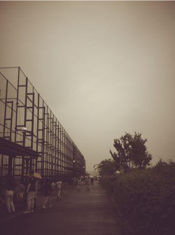雨の少年野球。 - Big Canvas PhotoShare