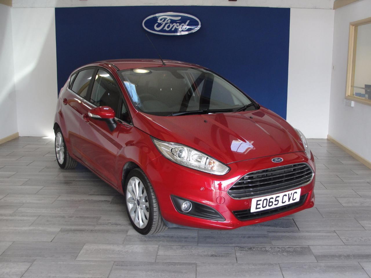 Used Ford Fiesta 1 0 Ecoboost 125 Titanium X 5dr For Sale In