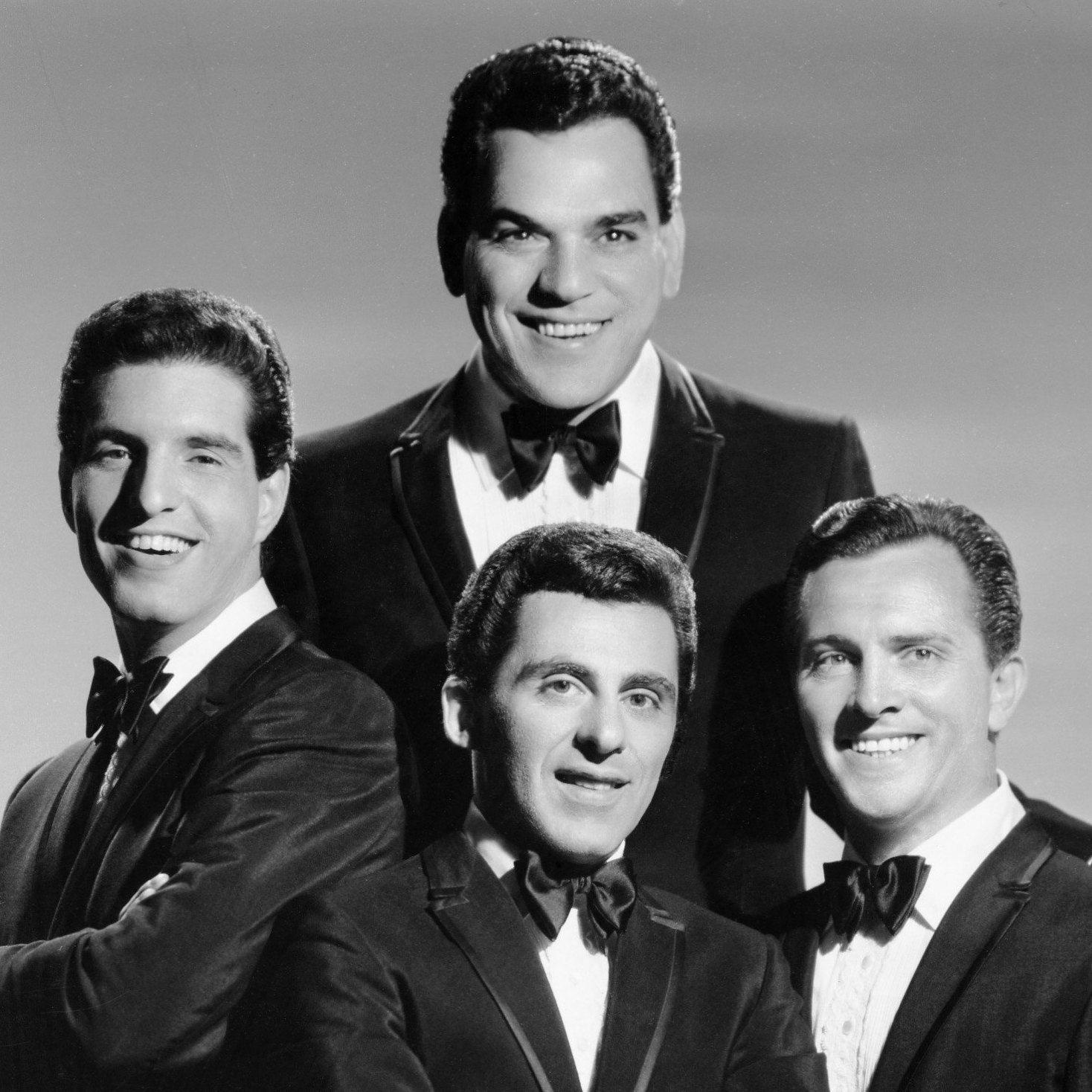 Francis Stephen Castelluccio 1934 Nueva Jersey Mejor Conocido Como Frankie Valli Vocalista Del Grupo The Four Seasons Frankie Valli Tommy Devito Jersey Boys