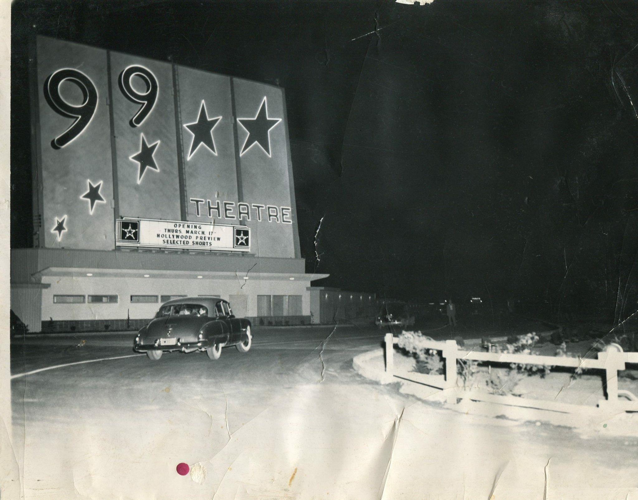 99 drive in bakersfield california california history