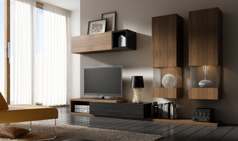 Meuble Tv Design Notte B | Meuble Tv | Pinterest | Dividing Wall