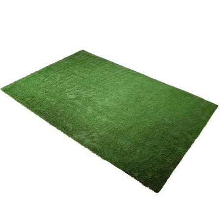 Yescom Artificial Grass Mat Fake Lawn Pet Turf Synthetic Green Garden Outdoor Indoor Walmart Com In 2020 Small Artificial Plants Artificial Plants Outdoor Artificial Plant Arrangements