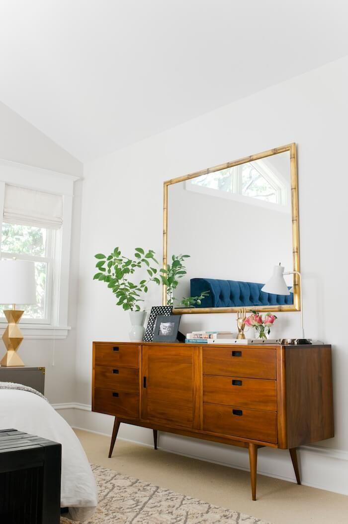 5 idées déco pour sublimer son enfilade vintage   Dans la chambre ...