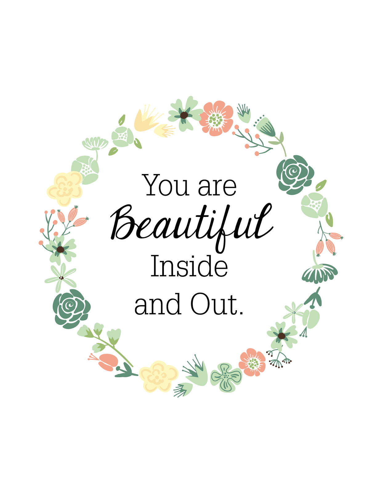 4 Amazing Compliments To Give Or Receive  You are beautiful