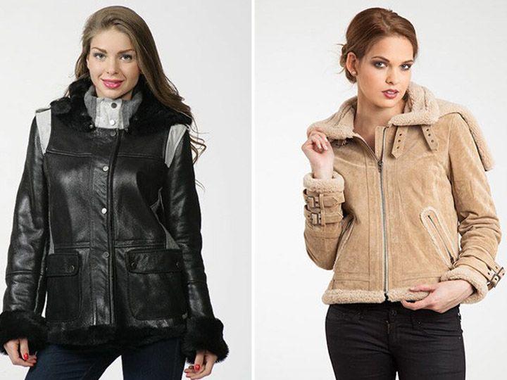 Дубленки женские 2016-2017 | фото | Женские куртки