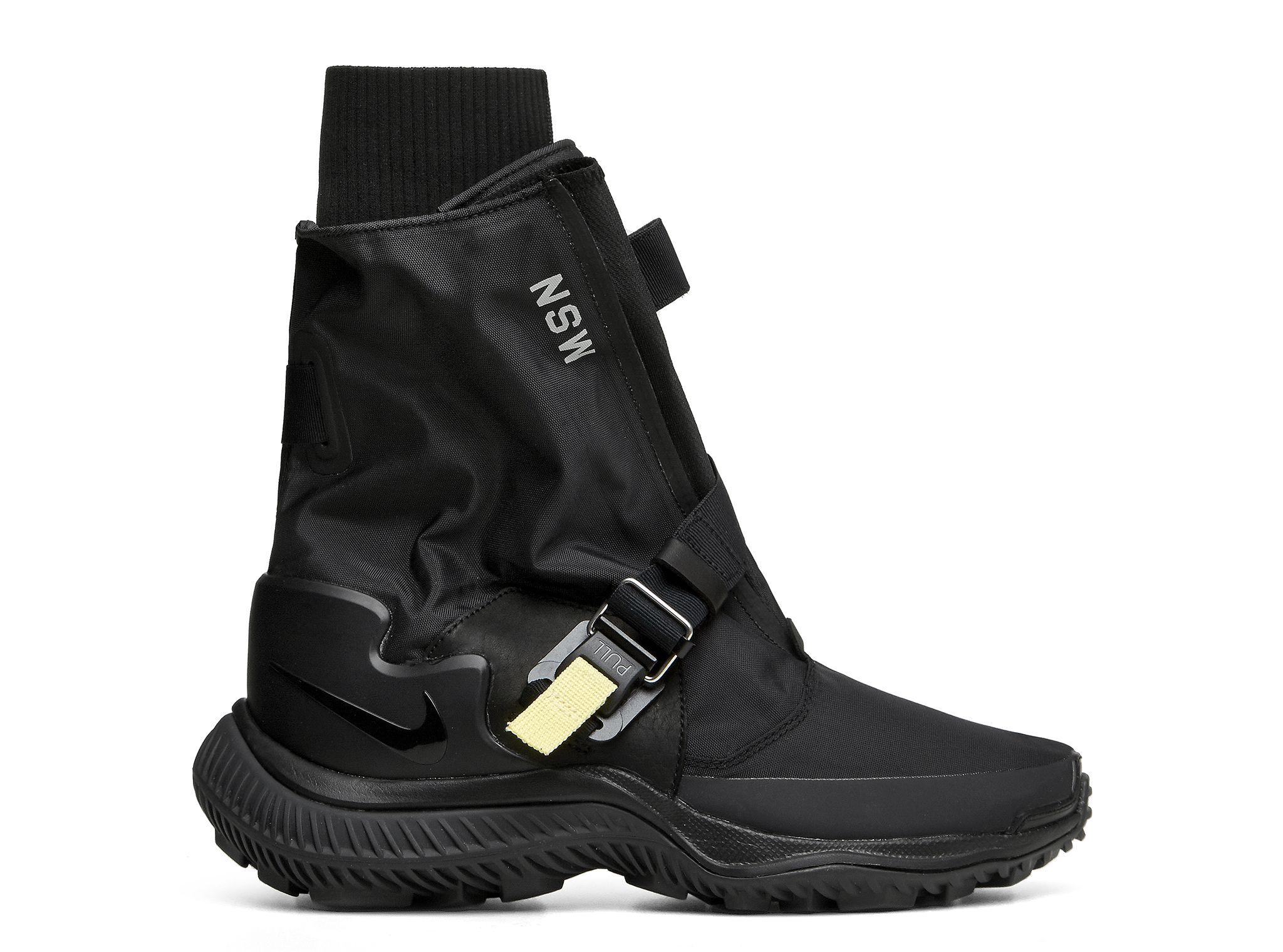the latest 8c60f 4785c Nikelab x Gyakusou Wmns Gaiter Boot - Sneakerboy