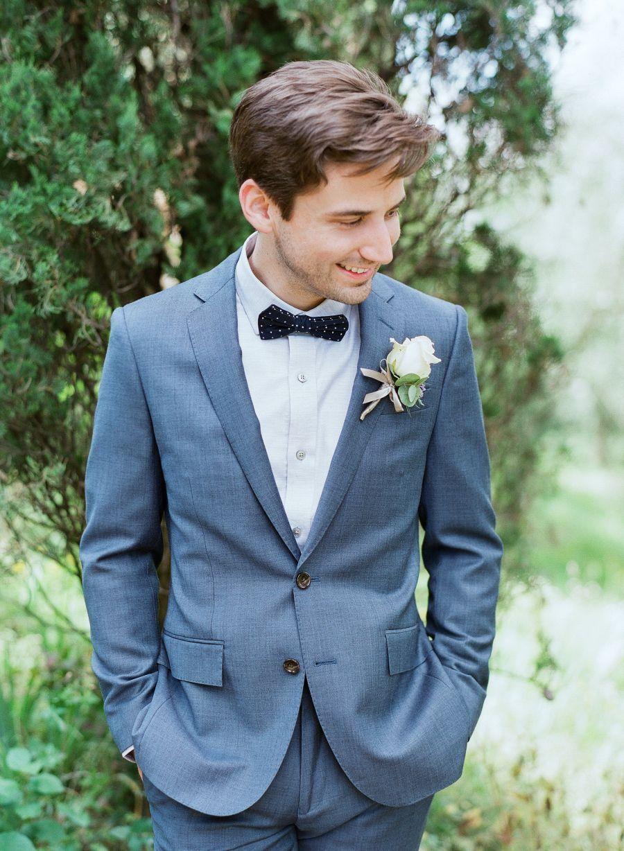 An Italian Wedding That\'s Not Afraid of Color | Groom attire ...
