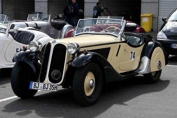 1935 - 1937 BMW 3191 - Old Cars 1 Old Antique Cars (With ...